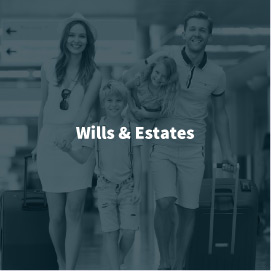 Wills & Estates
